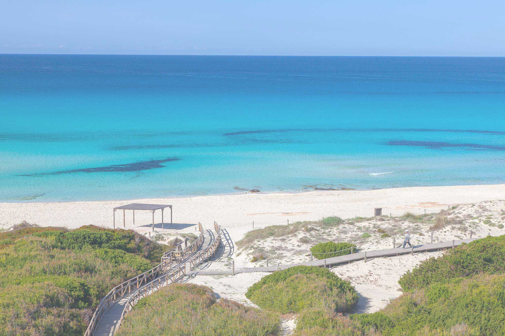 Resultado de imagen de Playa Es Arenals